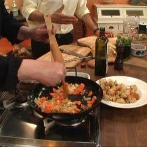 Веганска народна кујна