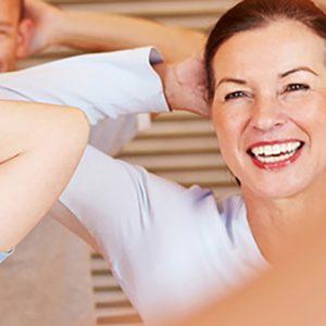 Sveži u dan - telesne vežbe